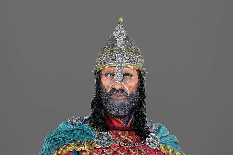 Salah ad-Din Yusuf ibn Ayyub (Saladino) 1/10 Img_3714