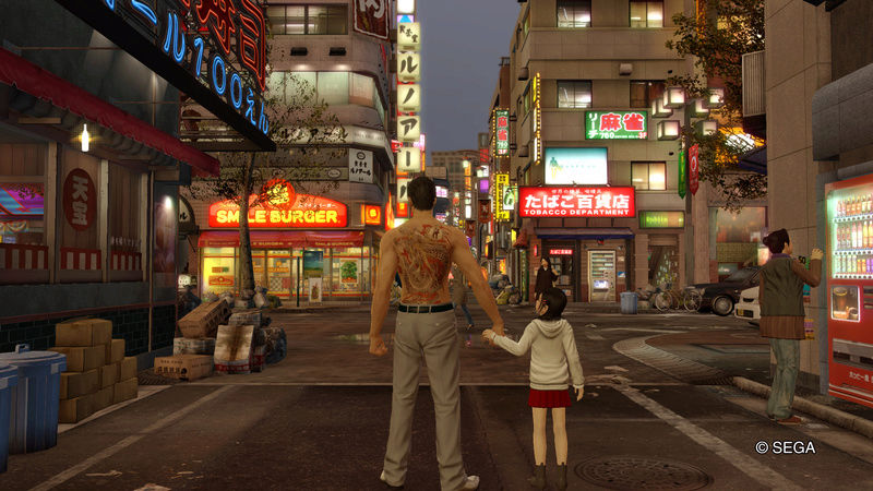 PS4 Share Screenshots & Videos Thread Yakuza13