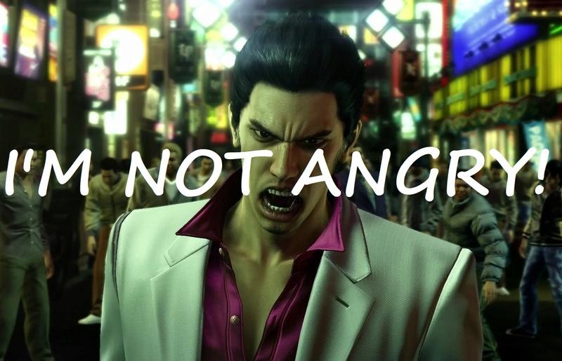 The most difficult Yakuza Game Yakuza23