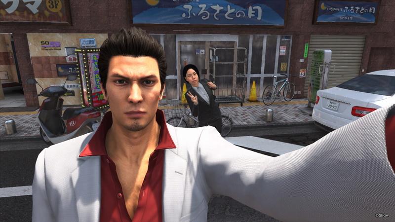 PS4 Share Screenshots & Videos Thread - Page 2 Yakuza27