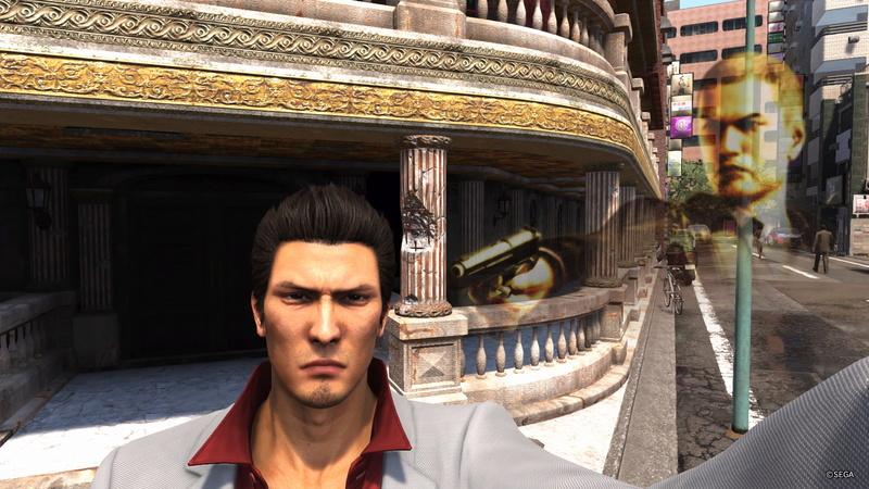 PS4 Share Screenshots & Videos Thread - Page 2 Yakuza32
