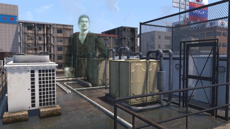 PS4 Share Screenshots & Videos Thread - Page 2 Yakuza41
