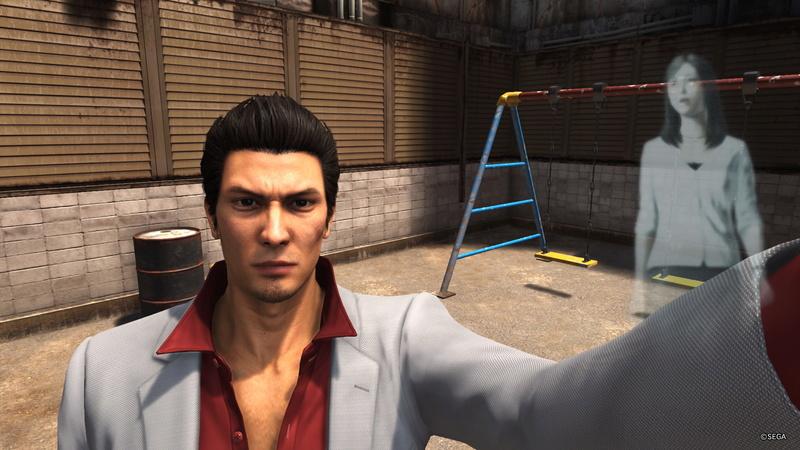 PS4 Share Screenshots & Videos Thread - Page 2 Yakuza46