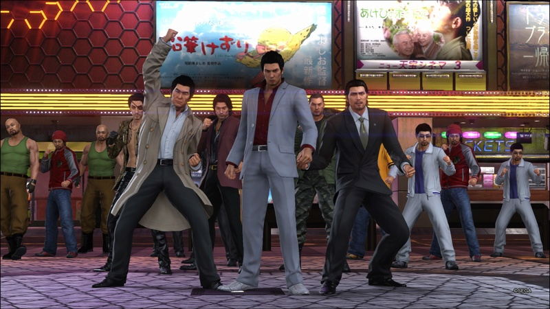 PS4 Share Screenshots & Videos Thread - Page 2 Yakuza53