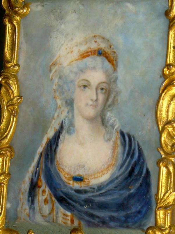 A vendre: miniatures de Marie Antoinette et de ses proches - Page 13 Zzz611