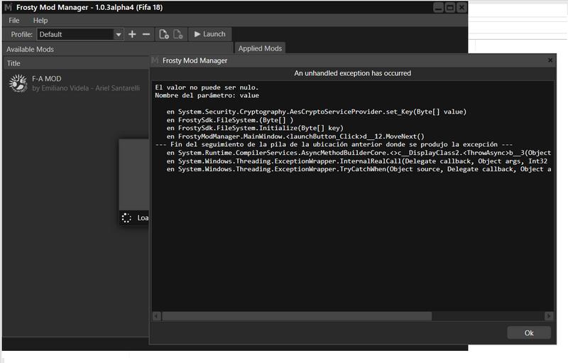 FA MOD 1.1 PLUS y 1.1 Standard  Error11