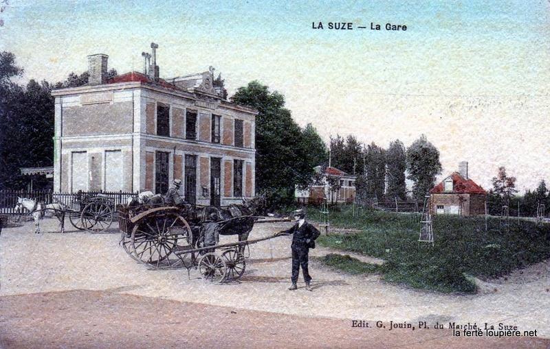 Gare de La Suze-sur-Sarthe (PK 229,4) 14594910