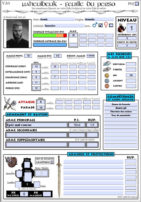 Dzark l'humain guerrier Captur10