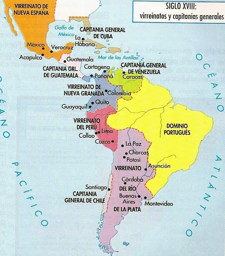 Campaña de  Argentina Virrei10