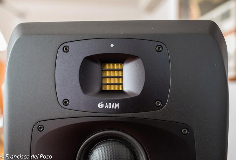 ADAM AUDIO S3V, sistema activo con subwoofers de 18´ (nuevos videos con micro AT 2020) Ribbon10