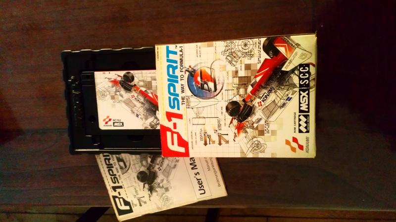 [EST] Vieux jeux MSX et MSX2 F1spir10