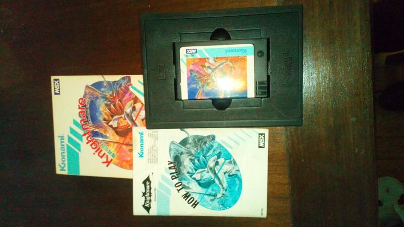 [EST] Vieux jeux MSX et MSX2 Knight10