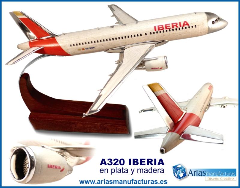 Regalos relacionados con la aviación A320_110