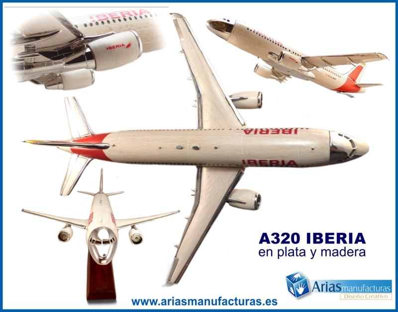 Regalos relacionados con la aviación A320_210