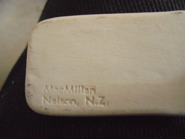 MacMillan Nelson or not? These are Waimea Pottery Dsc01315