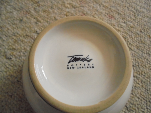plate - Temuka bowl - for gallery Dsc01522
