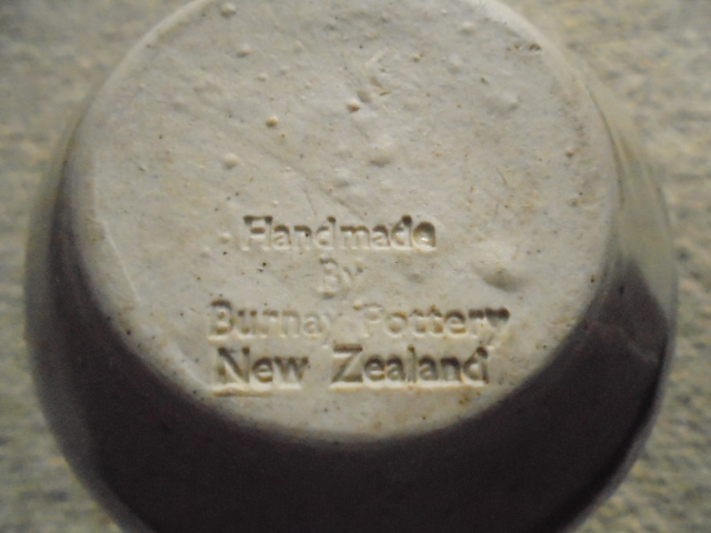 Burnay Pottery stamp (Peter & Trudes Vendelbosch) for the Gallery Dsc01528