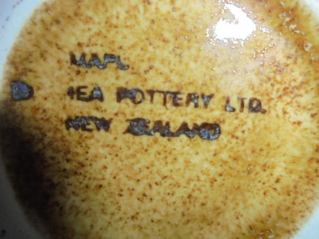 mapua - Mapua Ware Waimea Pottery - Oil and vinegar set Dsc02510