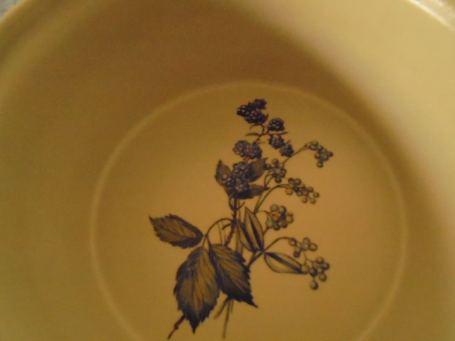 Richmond Stoneware - Casserole dish Dsc02917