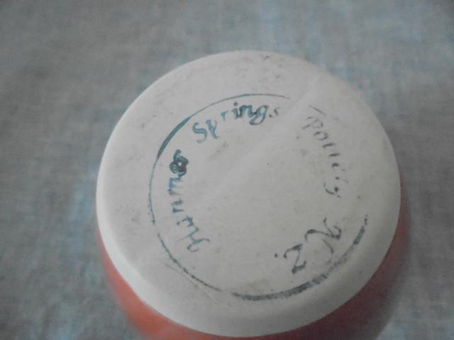 Hanmer Springs Pottery  Dsc05712