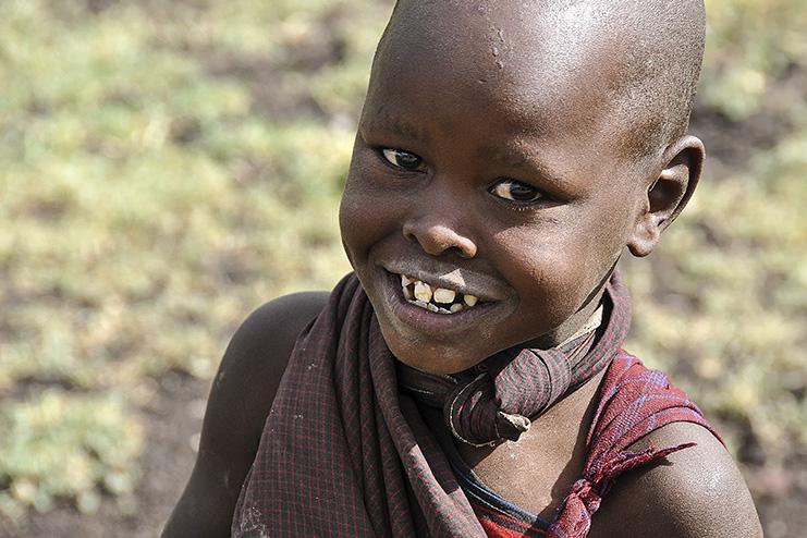 Enfant Massaï Dsc_0412