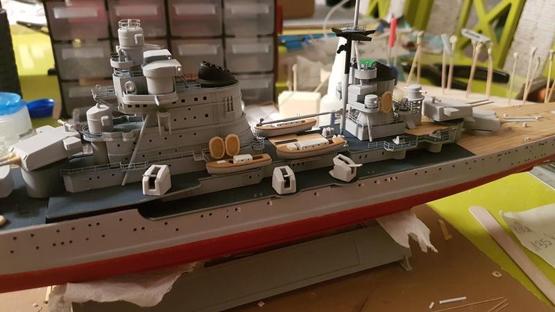 RN Pola (croiseur lourd classe Zara) 1/350 [terminé] 20180511