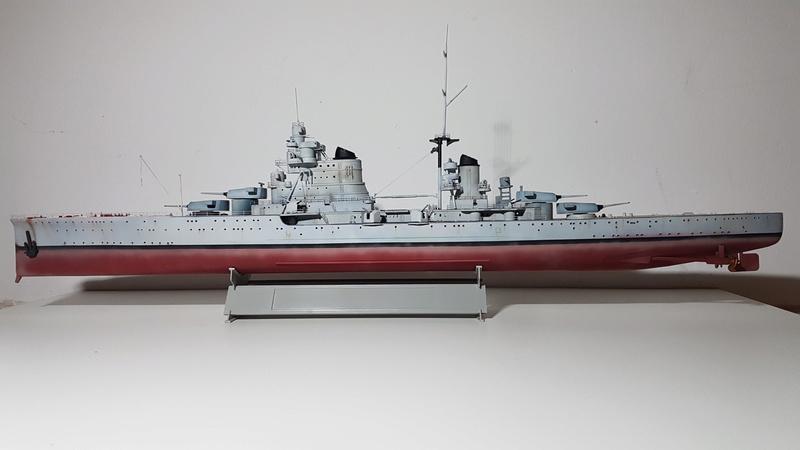 RN Pola (croiseur lourd classe Zara) 1/350 [terminé] 20180512