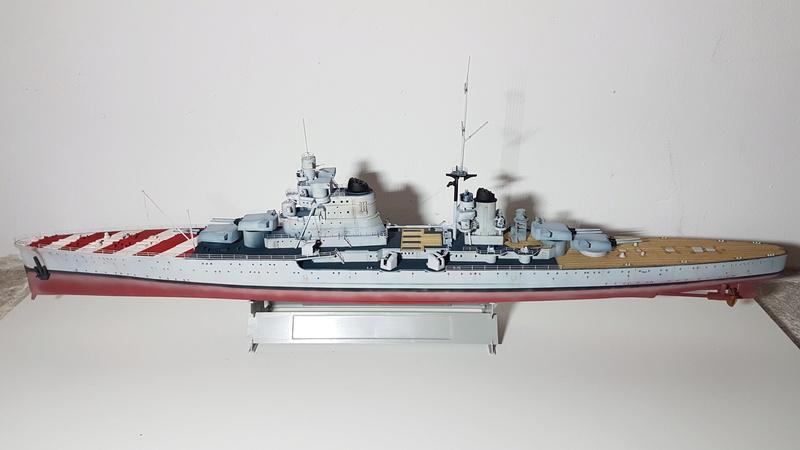 RN Pola (croiseur lourd classe Zara) 1/350 [terminé] 20180513