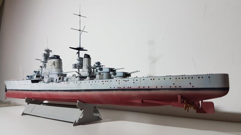 RN Pola (croiseur lourd classe Zara) 1/350 [terminé] 20180514