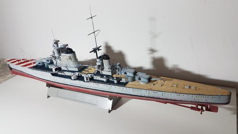 RN Pola (croiseur lourd classe Zara) 1/350 [terminé] 20180515