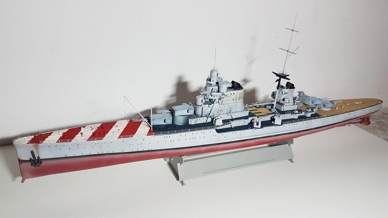 RN Pola (croiseur lourd classe Zara) 1/350 [terminé] 20180517