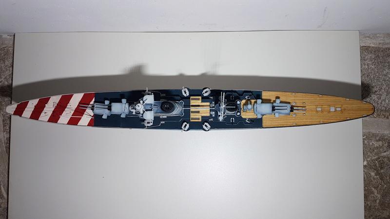 RN Pola (croiseur lourd classe Zara) 1/350 [terminé] 20180518
