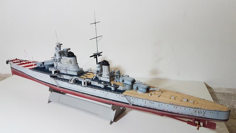 RN Pola (croiseur lourd classe Zara) 1/350 [terminé] 20180520