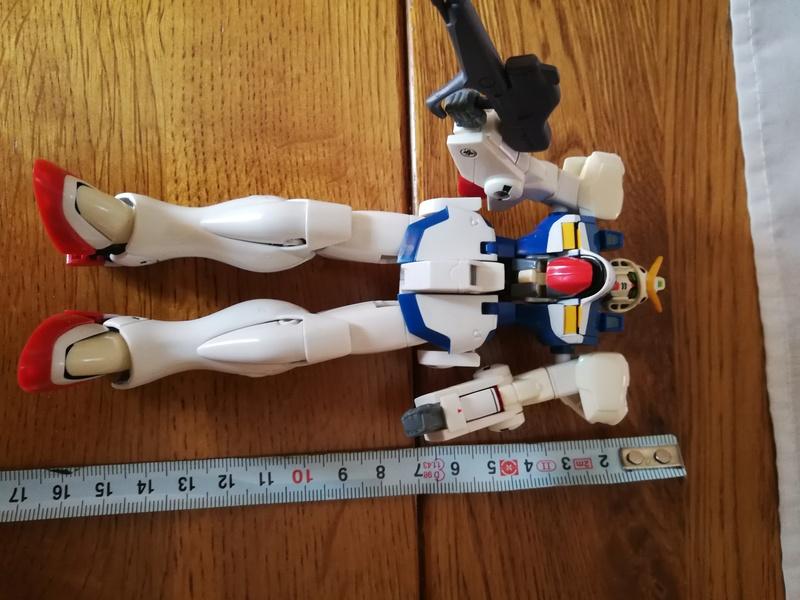 Gundam à identifier Gundam11