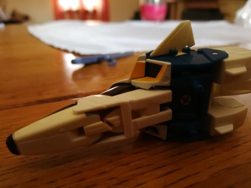 Gundam à identifier Gundam14