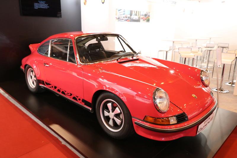 Retromobile : rencontre avec le nouveau DG de Porsche France Img_7010