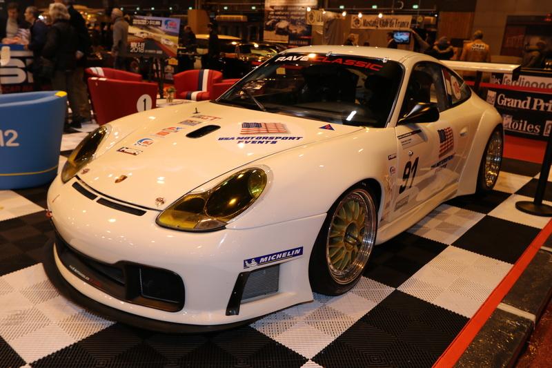 Retromobile : rencontre avec le nouveau DG de Porsche France Img_7013