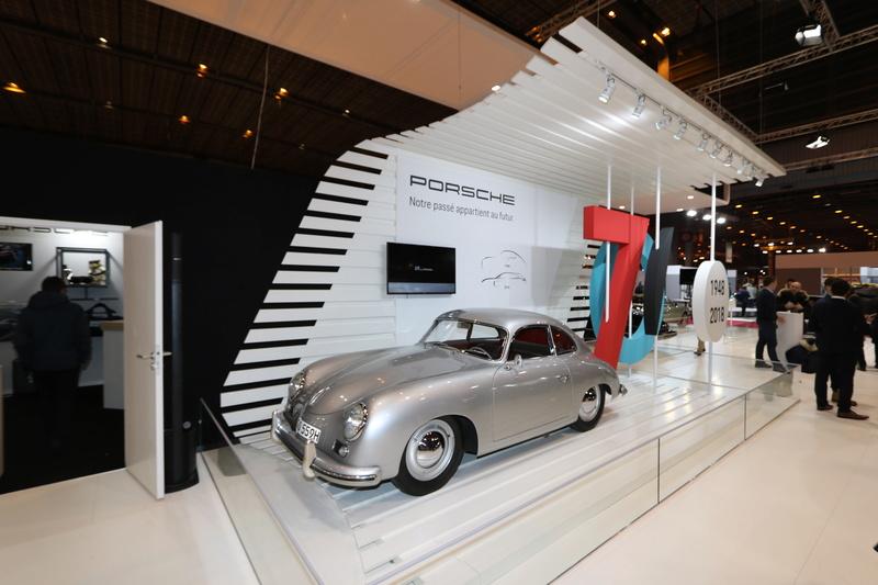 Retromobile : rencontre avec le nouveau DG de Porsche France Img_7014