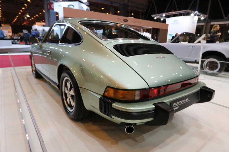 Retromobile : rencontre avec le nouveau DG de Porsche France Img_7016