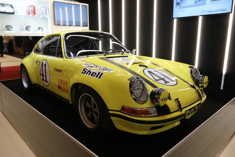 Retromobile : rencontre avec le nouveau DG de Porsche France Img_7017