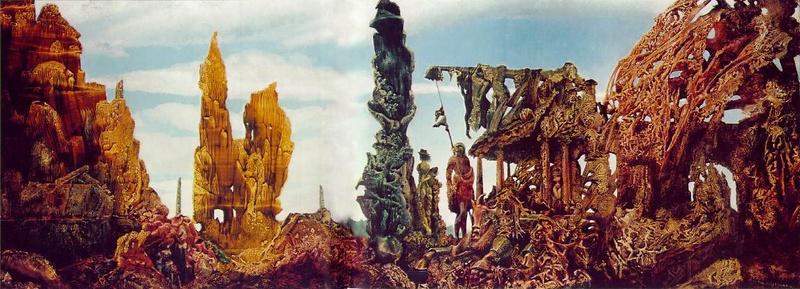 Aux sources du Metal : Art et histoire Europe10