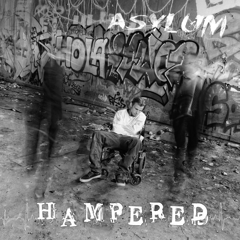 Hampered - Sortie de l'album Asylum Jacque10