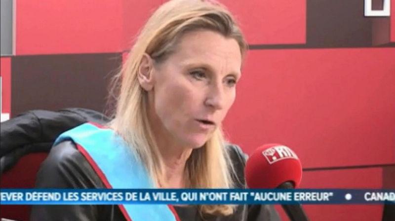 Journaliste en Belgique, elle révèle en direct son appartenance à la franc-maçonnerie Suetma10