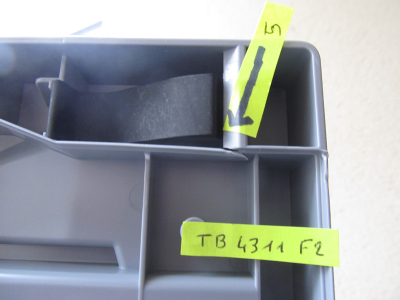 Coffret de rangement type systainer - Page 2 Carton12