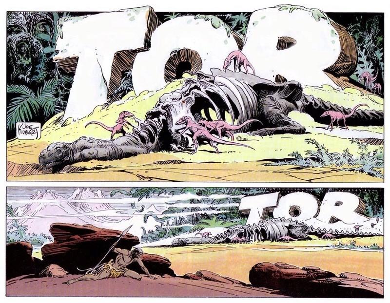 Joe KUBERT - Page 5 1a10