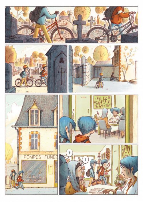 Bandes dessinées pour enfants 8812_p10