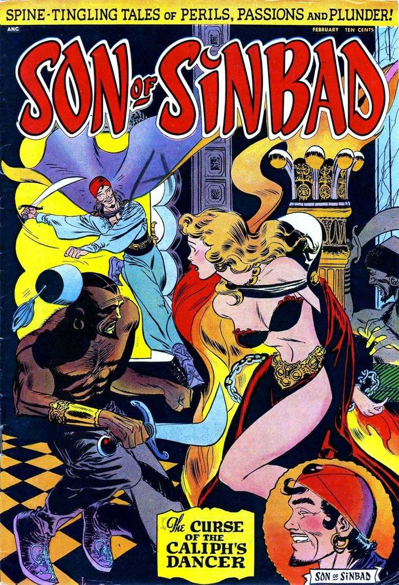SIMBAD le marin  Son-of10