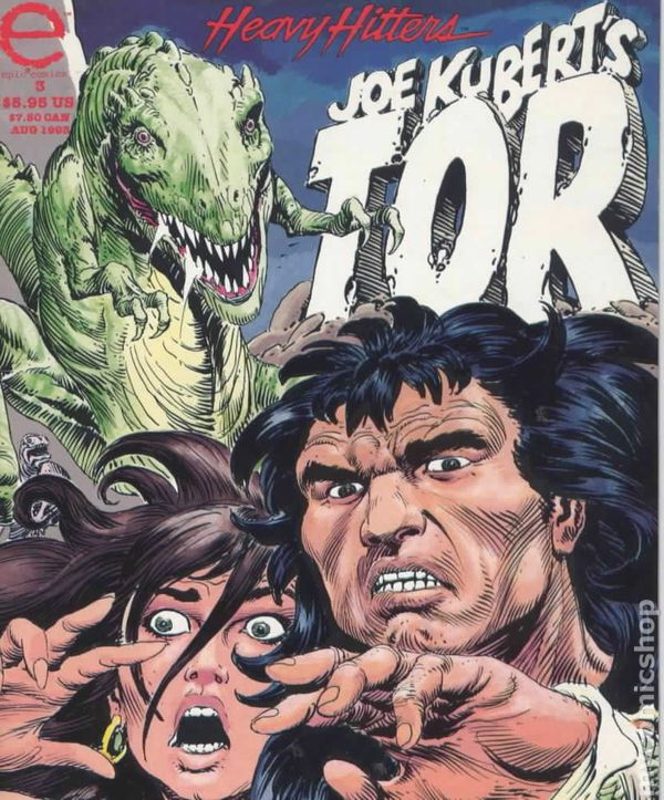Joe KUBERT - Page 5 Torare20