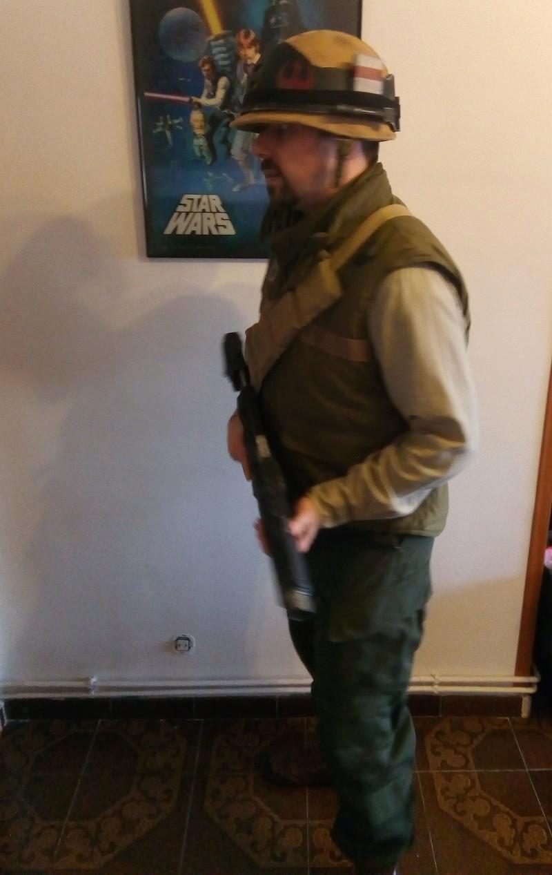 Opiniones de Rebel Trooper Rogue One (Scarif) 310