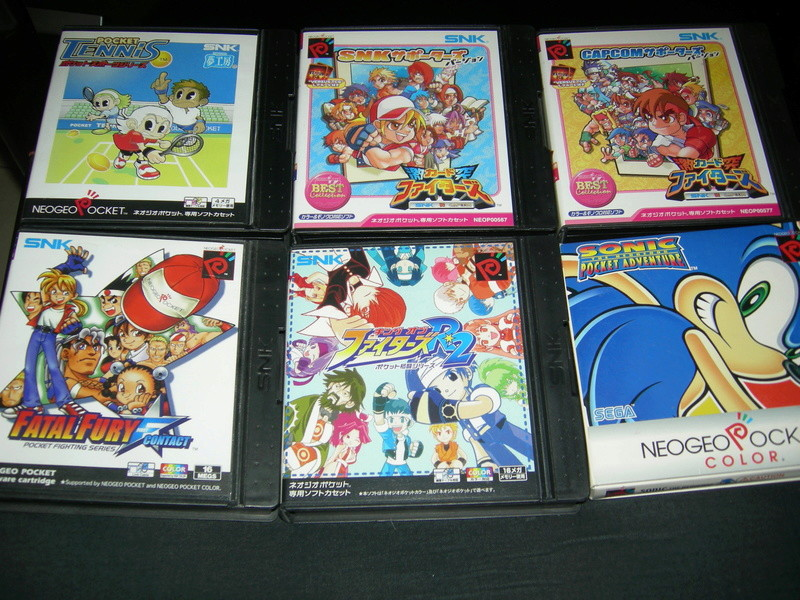SFCHAMPION Neogeo Collection Dscn0920